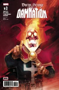 Doctor Strange - Damnation #3 (2018)