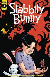 Stabbity Bunny #3 (2018)