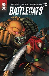 Battlecats #2 (2018)
