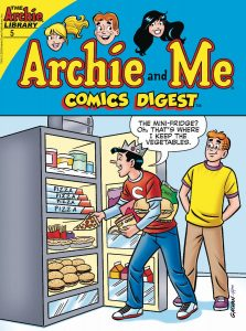 Archie and Me Comics Digest #5 (2018)