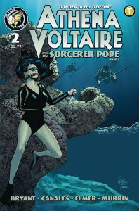 Athena Voltaire and the Sorcerer Pope #2 (2018)