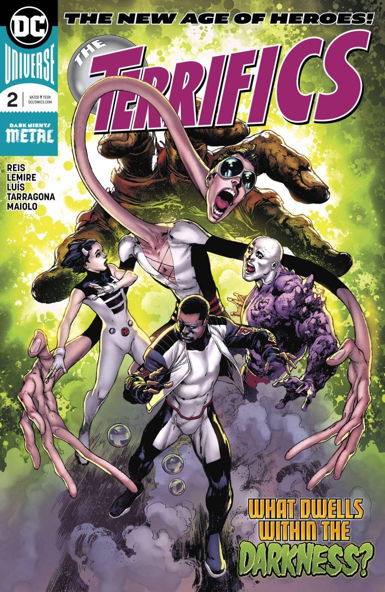 The Terrifics #2 (2018)