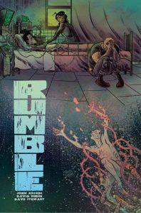 Rumble #4 (2018)