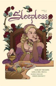Sleepless #4 (2018)