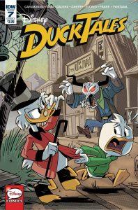 DuckTales #7 (2018)