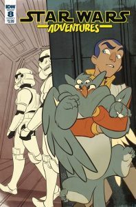 Star Wars Adventures #8 (2018)