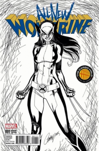 All-New Wolverine #1 (2015)