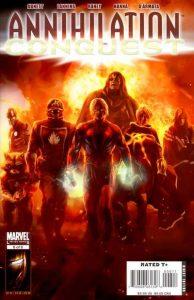 Annihilation Conquest #6 (2008)