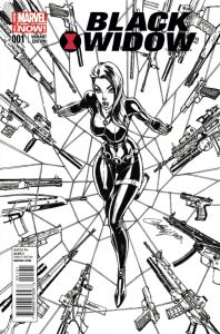 Black Widow #1 (2014)