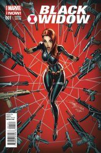 Black Widow #1 (2014)