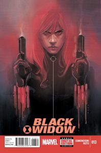 Black Widow #13 (2014)