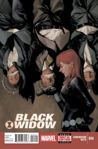 Black Widow #14 (2015)