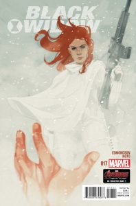 Black Widow #17 (2015)