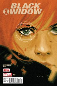 Black Widow #18 (2015)