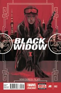 Black Widow #2 (2014)