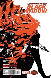 Black Widow #20 (2015)