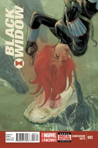 Black Widow #3 (2014)