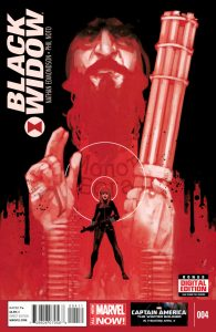 Black Widow #4 (2014)