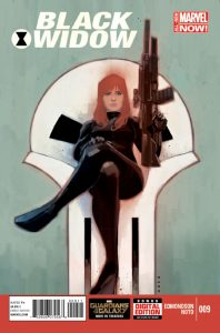 Black Widow #9 (2014)