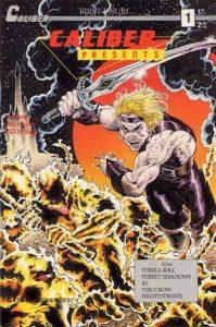 Caliber Presents #1 (1989)