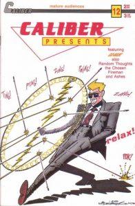 Caliber Presents #11 (1989)