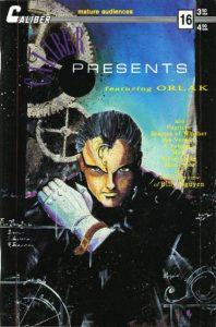 Caliber Presents #16 (1989)