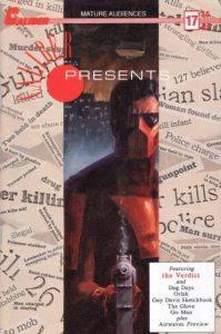 Caliber Presents #17 (1989)