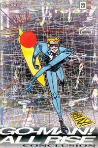 Caliber Presents #23 (1989)