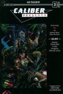 Caliber Presents #3 (1989)