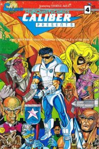 Caliber Presents #4 (1989)