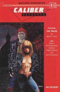 Caliber Presents #5 (1989)