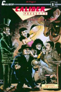Caliber Presents #6 (1989)