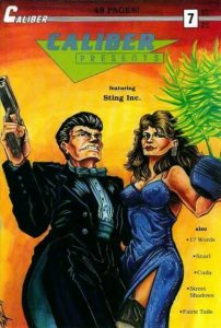 Caliber Presents #7 (1989)