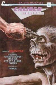 Caliber Presents #8 (1989)