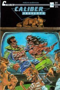 Caliber Presents #14 (1990)