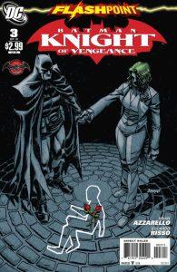 Flashpoint: Batman Knight of Vengeance #3 (2011)