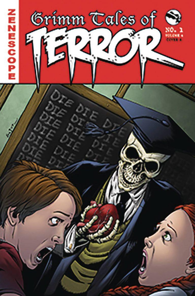 Grimm Tales Of Terror (Vol 4) #1 (2018)