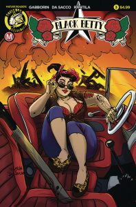 Black Betty #3 (2018)