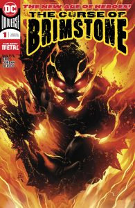Curse Of The Brimstone #1 (2018)