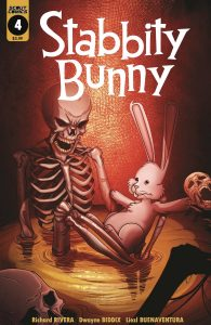 Stabbity Bunny #4 (2018)