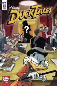 DuckTales #8 (2018)