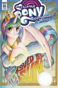 My Little Pony: Friendship Is Magic #65 (2018)
