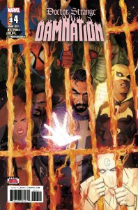 Doctor Strange - Damnation #4 (2018)