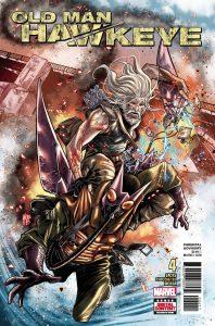 Old Man Hawkeye #4 (2018)