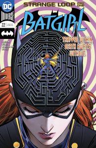 Batgirl #22 (2018)