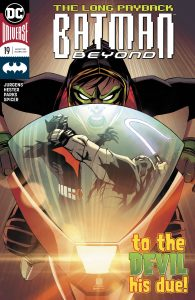 Batman Beyond #19 (2018)