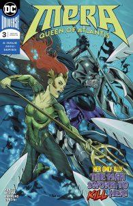 Mera: Queen Of Atlantis #3 (2018)