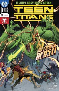 Teen Titans #19 (2018)