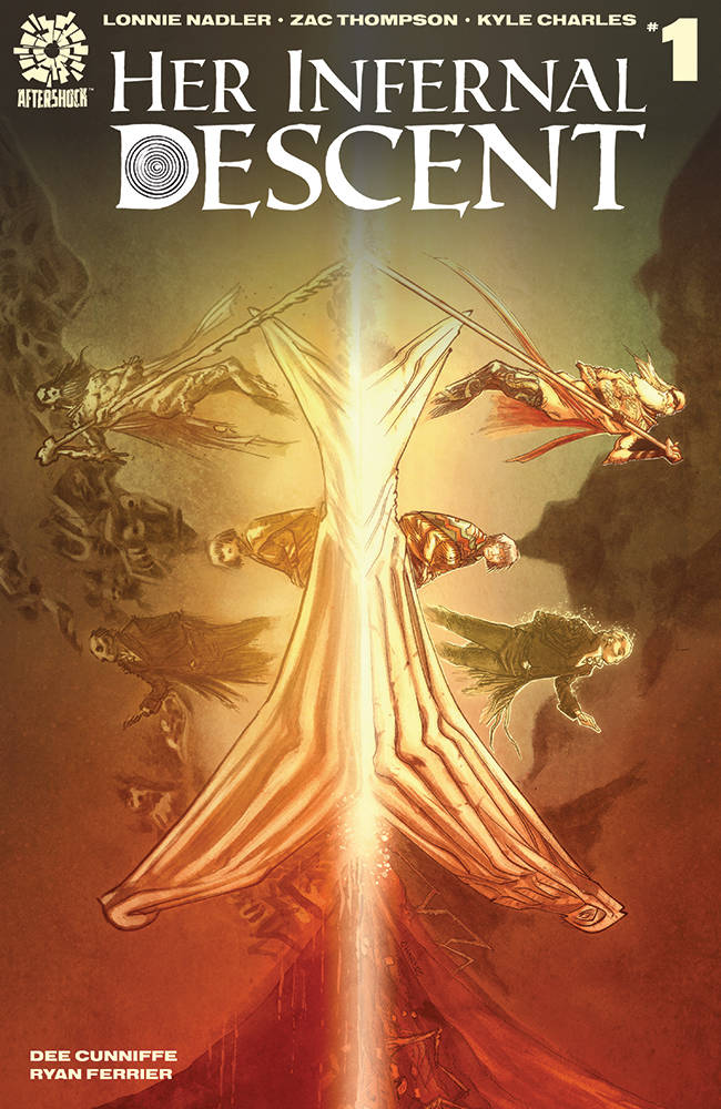 Her Infernal Descent #1 (2018)