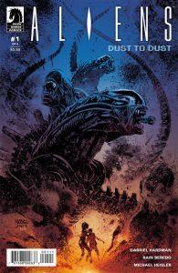 Aliens: Dust To Dust #1 (2018)